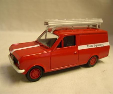 Postal & Telecom Corgi Models