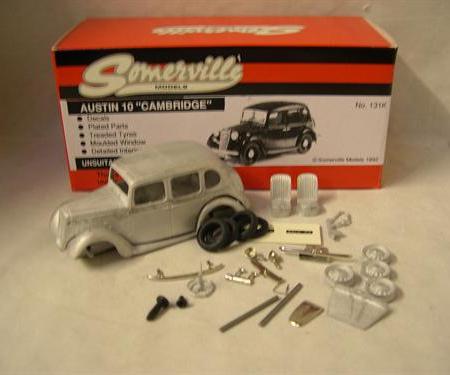 Somerville Model Kits