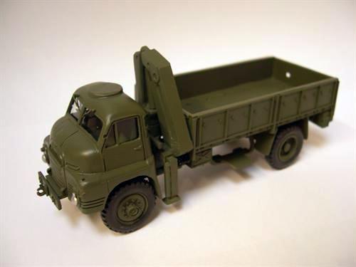 1/50th Scale Military Trucks