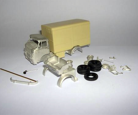 1/50th Scale Truck Kits