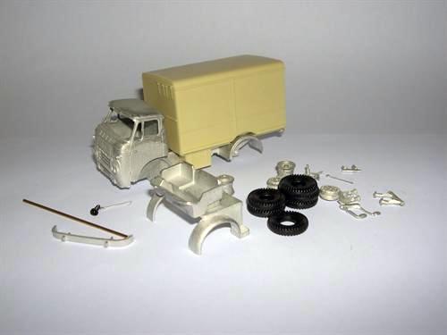 1/50th Scale Truck Kits