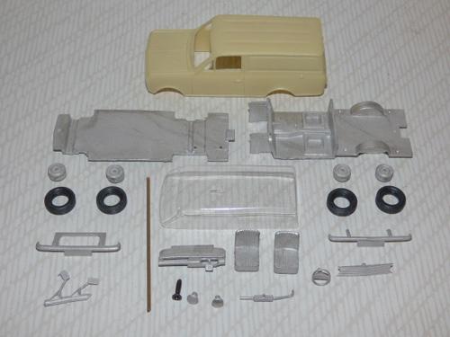 Promod Car & Van Kits 1/43 Scale