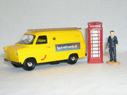 Postal & Telecom Corgi Days Gone & Lledo Models