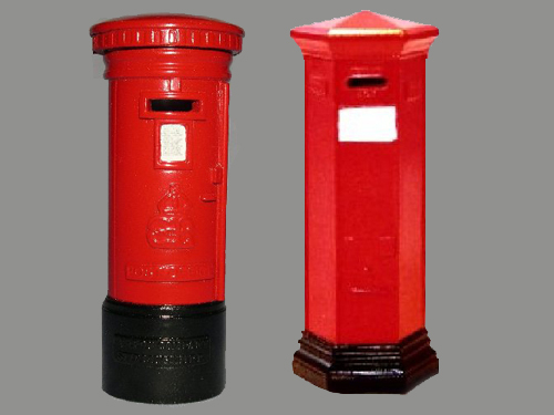 Post & Telephone Boxes