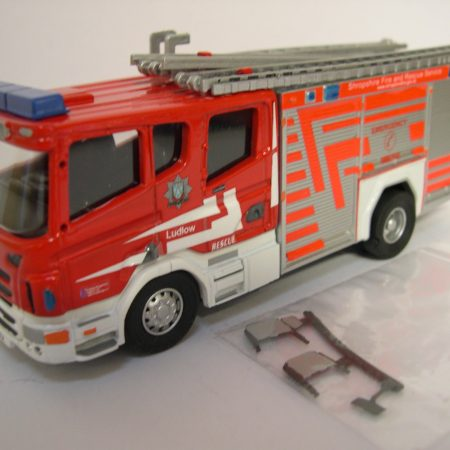 FIRE BRIGADE MODELS 1/50th Scale Limited Editions