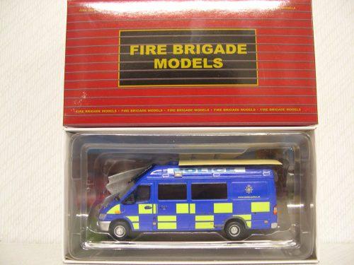 FIRE BRIGADE MODELS 1/50th Scale Diecast Model