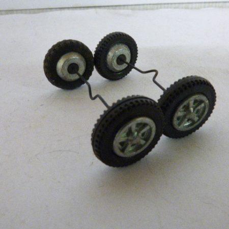 Dinky Tyres & Wheels