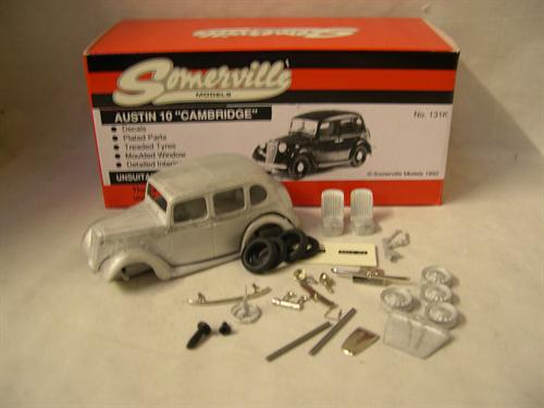 Somerville Model Kits