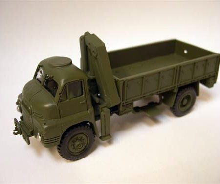 Promod 1/50th Scale Military Trucks