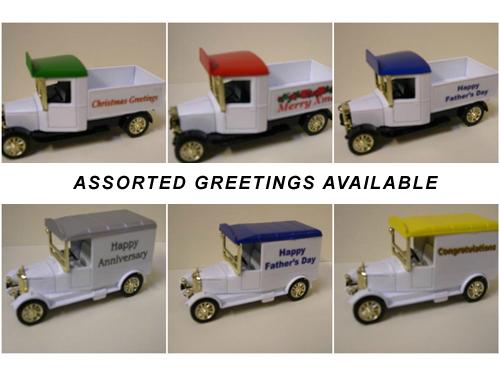 Promod Gift Vans & Trucks