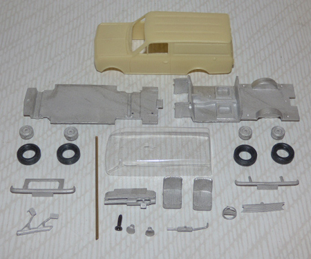 Promod Car & Van Kits 1/43 Scale