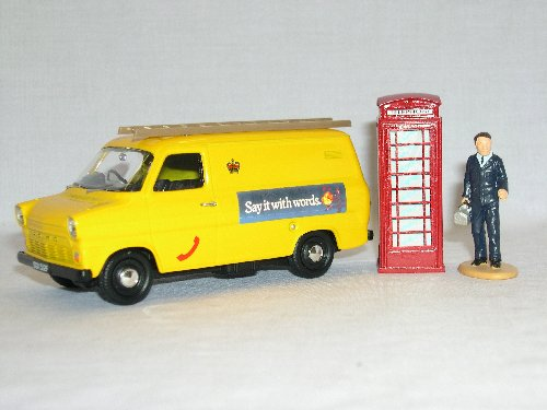 Postal & Telecom Corgi Days Gone & Lledo Models