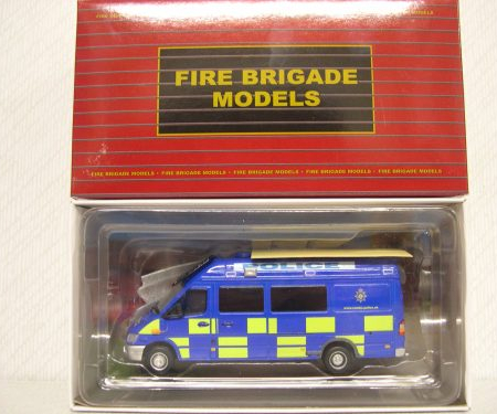 FIRE BRIGADE MODELS 1/50th Scale Diecast Model