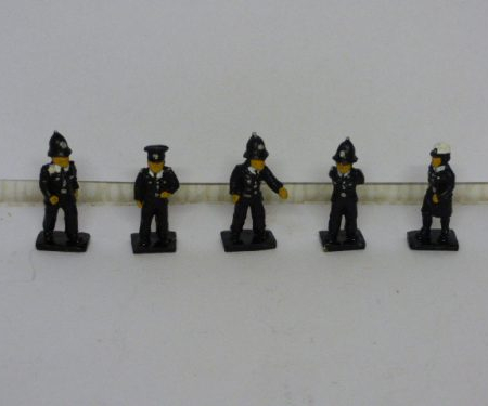FIRE BRIGADE MODELS 1/76 Figures