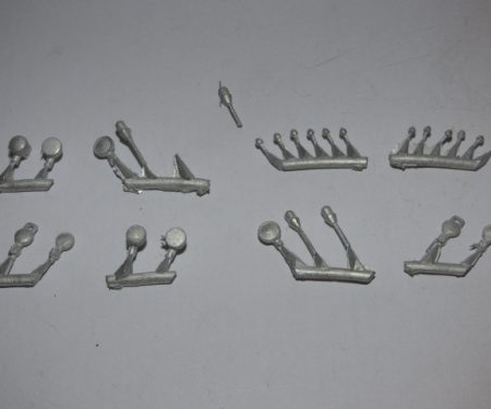 Promod Kit Accessories - Ideal For Converting Models