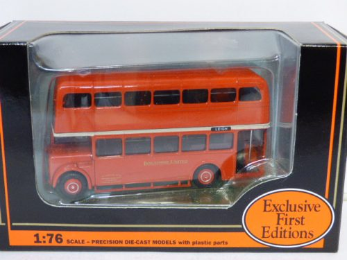 Exclusive First Editions Daimler CVG5 (Orion Body) Lancashire United