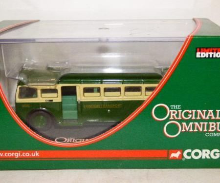 Corgi Original Omnibus Company