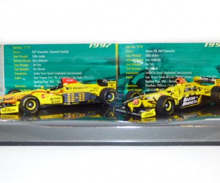 Minichamps Formula 1 Cars