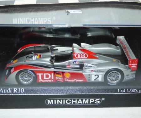 Minichamps GT/Le Mans Cars